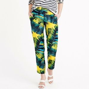 JCrew Collection Silk Pant